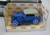 Nash Avtoprom Modellauto 1:43 Russischer GAZ 11-40 1940 Cabrio blau