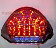 2003-2005 Honda CB600 Hornet 28 LED Rear Taillight Smoked Lens E marked OEM fit