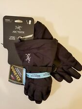 ARC'TERYX Lithic Gore-Tex SKI Glove, Size SMALL, BRAND NEW Black Color 16170