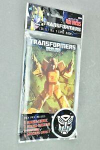 Transformers Fun Packs Micro-Comic IDW Bumblebee