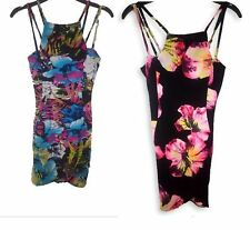Viscose Summer/Beach Stretch, Bodycon Dresses for Women