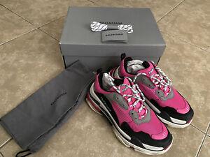 women balenciaga sneakers 41