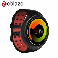 Zeblaze THOR 3G Smart Watch Android 5.1 Quad Core 1.3GHz 1GB RAM 16GB ROM Black