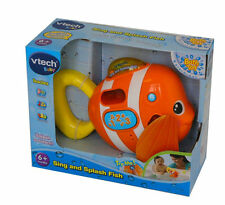 VTech Baby Sing and Splash Fish, 6months+