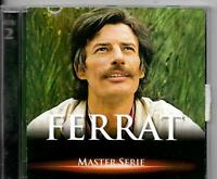 CD COMPIL 16 TITRES--JEAN FERRAT--MASTER SERIE VOL.2