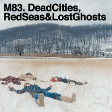 M83 - Dead Cities Red Seas & Lost Ghosts [New CD]