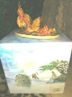 Hap Henriksen TWIT COXCOMBE, LAND OF LEGEND, Jester Ltd. Production Figurine,MIB