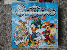 Disney Origines Deluxe Wizards of Mickey Board Game French version very rare