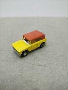 MATCHBOX SUPERFAST, No.18 FIELD CAR NICE CLEAN EXAMPLE.