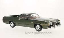 Ford Ranchero 1979  metallic-dunkelgrün 1:18 BOS  >>NEW<<  UVP 119,95€