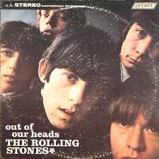 Rolling Stones Out of Our Heads LP Stereo London PS 429