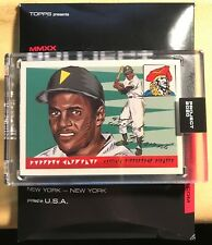 Topps Project 2020 Naturel ROBERTO CLEMENTE Pirates 19 Print Run 1819 With Box