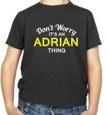 Don'T Worry It's an ADRIAN Thing! Kids T-Shirt - Surname - Custom Name - Family