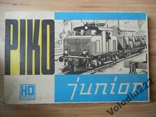 Vintage Full Set PIKO Modelbahn Railroad Model HO Scale Original Box GDR