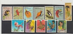 Papua and New Guinea  Birds - Mint (BP106)