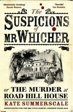 The Suspicions of Mr. Whicher,Kate Summerscale
