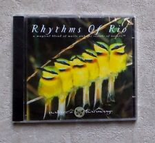 "CD AUDIO MUSIQUE / RHYTHMS OF RIO ""NATURAL HARMONY"" 9T CD COMPILATION  NEUF"