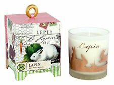 Michel Design Works Lapin Soy Wax Candle, 6-1/2-Ounce, Small, New, Free Shipping
