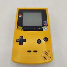 Nintendo Game Boy Color Konsole Sehr Guter Zustand Getestet GameBoy Colour
