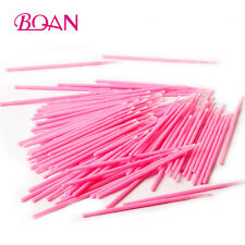 100PCs Swab Beauty ToolsEyelash Extension Supply Individual Lash Removing Tools