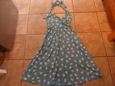 LADIES BODEN DRESS SIZE 10 L