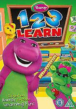 Barney - 1, 2, 3 Learn [DVD], DVDs