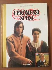 I PROMESSI SPOSI Alessandro Manzoni Nuova Eri 1989 libro di scritto da saggio