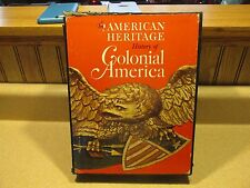 1967 The American Heritage History of Colonial America