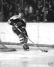 BOBBY ORR Color Photo (c) in action HOF Boston Bruins #8
