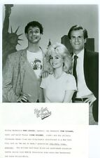TERI COPLEY BUSTY TOM VILLARD JOHN HILLNER WE GOT IT MADE ORIGINAL 1982 TV PHOTO