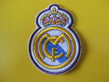 REAL MADRID  Football iron sew Embroidered PATCH Badge toppa ricamatata ricamo