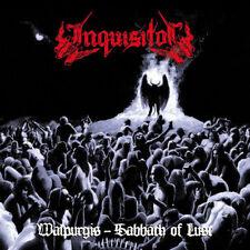 Inquisitore-Walpurgis-Sabbath of Lust DOUBLE CD THRASH SPEED METAL
