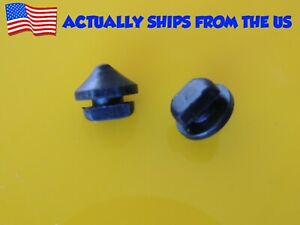 Pair of Glove Box Rubber Bumpers Fits 73 79 Ford Truck F100 F350 Bronco