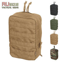 Tactical universal organizer 6x4 cells MOLLE//PALS Pouch Bag Airsoft Hiking Army