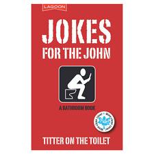Jokes for The Toilet Loo Bathroom Humour Book Fun Secret Santa Stocking Filler