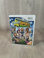 Celebrity Sports Showdown (Nintendo Wii) Complete - Tested!