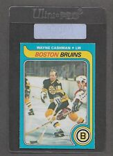 ** 1979-80 OPC Wayne Cashman #79 (EXMT++) Nice Old Hockey Card ** P4068