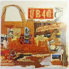 Baggariddim by UB40, Virgin 1985 Dbl LP Vinyl Record
