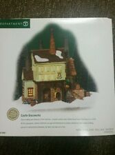 "Dept 56 New England Village ""Castle Glassworks "" #56-56661"