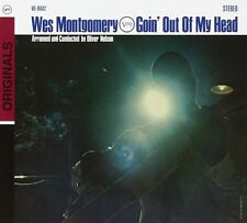 Wes Montgomery - Goin' Out Of My Head (Verve Originals Serie) OLIVER NELSON OVP