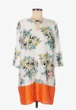 Zara floral print tunic Dress