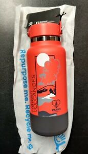 Hydro Flask Hawaii Volcanoes National Park 32oz Wide Mouth Limited Edition NWT