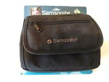 SAMSONITE Camera Bag Case Padded Black Pockets Belt Loops