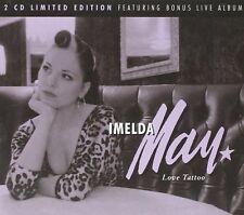 IMELDA MAY - LOVE TATTOO: LIMITED EDITION 2CD ALBUM SET (2009)