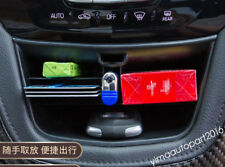 Accessories For Cadillac XT5 2017 2018 Storage Container Multifunction Box Cover