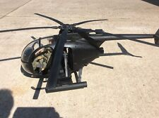 ULTIMATE SOLDIER AH-6 LITTLE BIRD  HELICOPTER 1:6 Opened