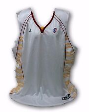 Wnba Adidas White Color Women's Basketball Jersey Size 4X-Large