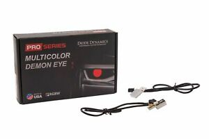 Diode Dynamics RGBW Pro Series Demon Eyes Made In USA DD2230