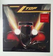"ZZ Top ""Eliminator"" Red Vinyl Limited Edition LP Sealed + Bonus!"