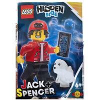 LEGO HIDDEN SIDE: Jack + Spencer Polybag Set 792009 BNSIP